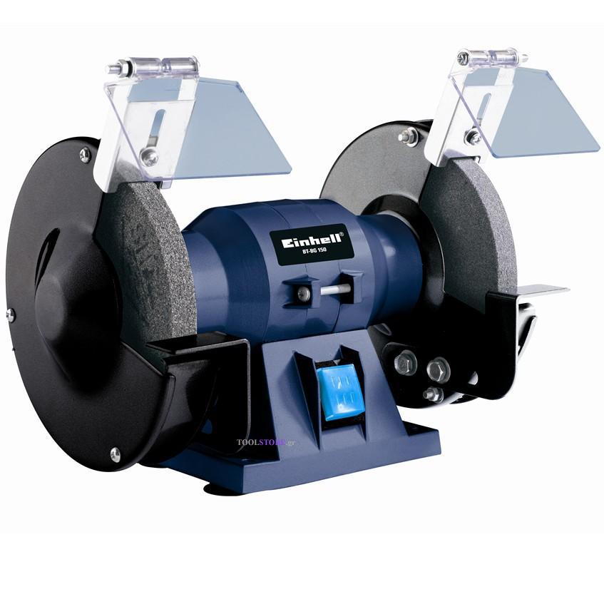 Einhell 4412550  διδυμος τροχος 150W BT-BG 150