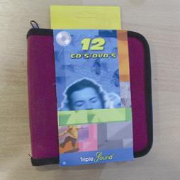 θηκη για 12 CD/DVD