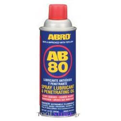 ABRO αντισκωριακο AB-80 με τεφλον 210ml