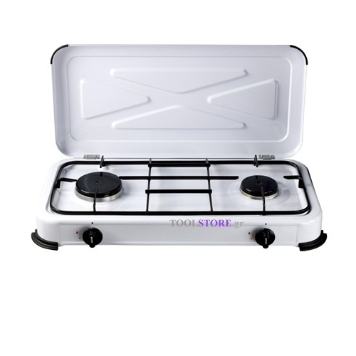 κουζινακι υγραεριου CAMPING με 2 εστιες