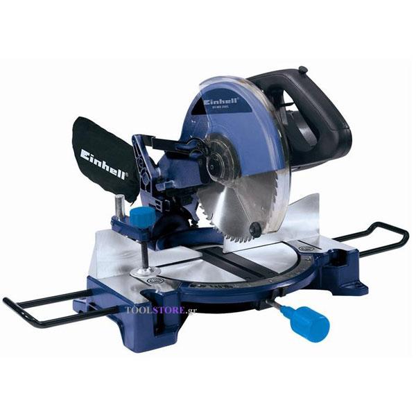 Einhell 4300118 φαλτσοπριονο 1600W με laser BT-MS 250 L