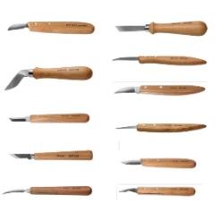 pfeil μαχαίρια ξυλογλυπτικής