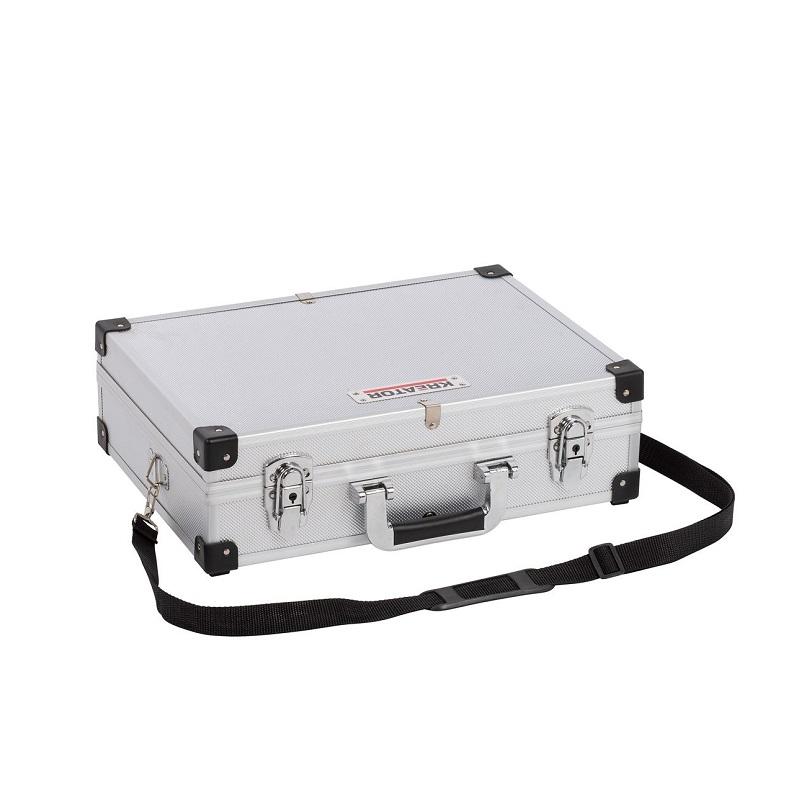 KREATOR KRT640101S εργαλειοθήκη αλουμινίου 420x300x125mm