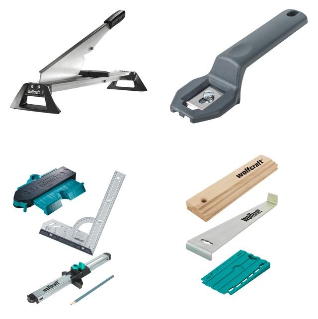 Εργαλεία για τοποθέτηση Laminate