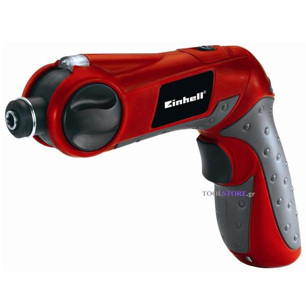 Einhell 4513380 κατσαβιδι RT-SD 4,8 επαναφ/ζομενο 1200mAh