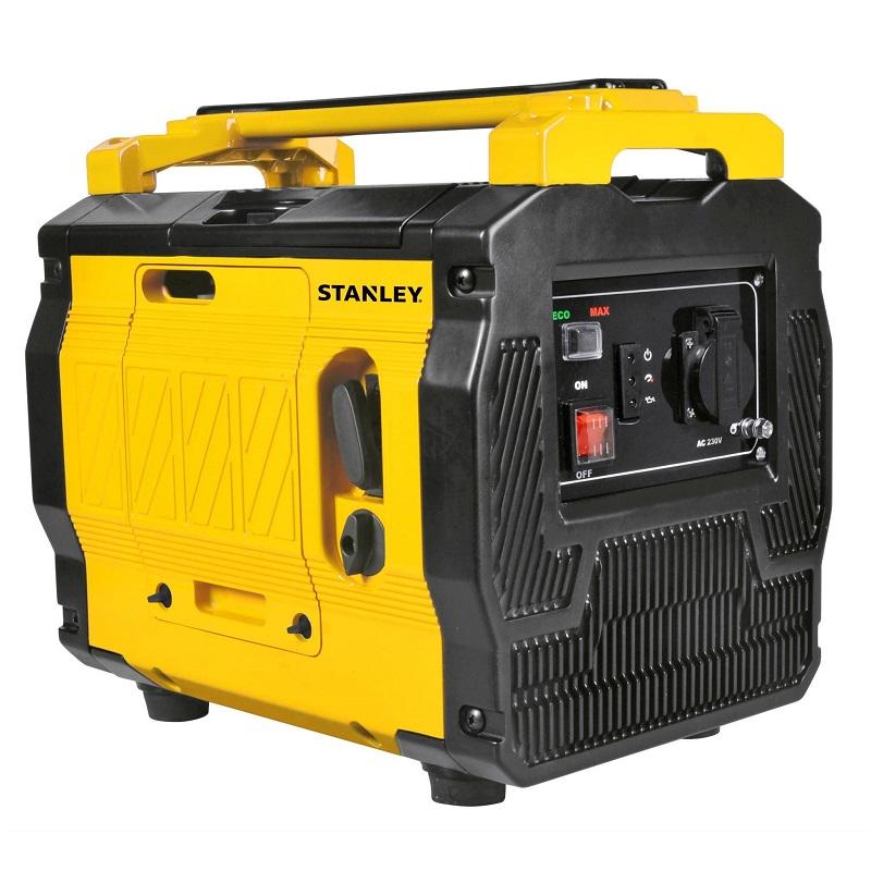 STANLEY SIG 1200S ηλεκτρογεννήτρια βενζινοκίνητη inverter αθόρυβη 1000W