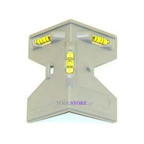 αλφαδι για δοκους πλαστικο  sola 9Χ14cm