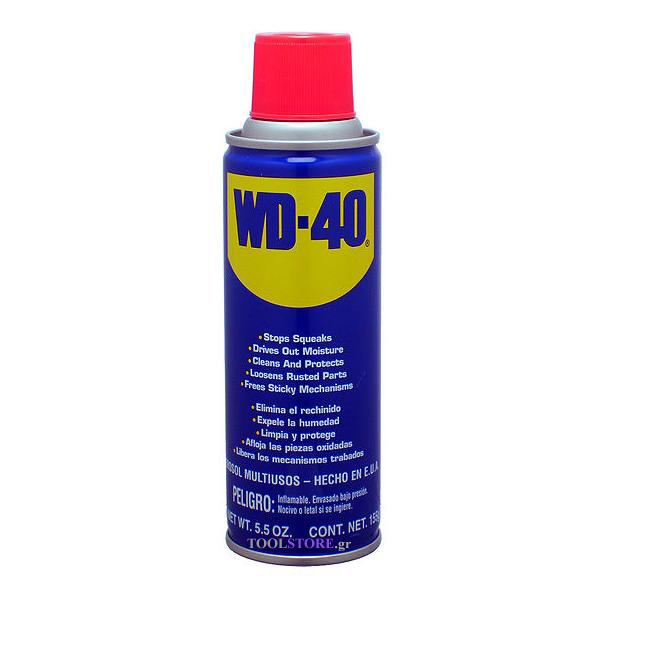 WD-40 αντισκωριακο,αντιδιαβρωτικο,λιπαντικο 180ml
