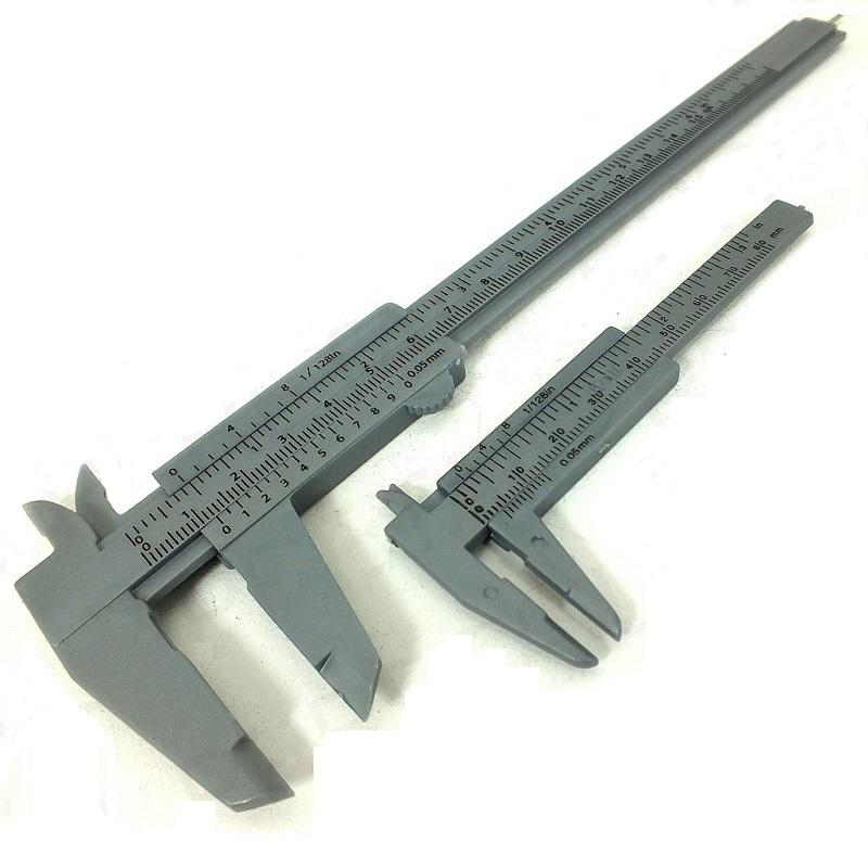 παχυμετρο πλαστικο σετ 2 τμχ 80 και 150mm