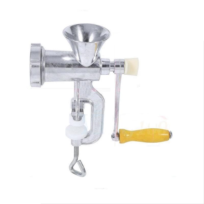 κρεατομηχανη (μηχανη κιμα) αλουμινιου χειροκινητη No.10