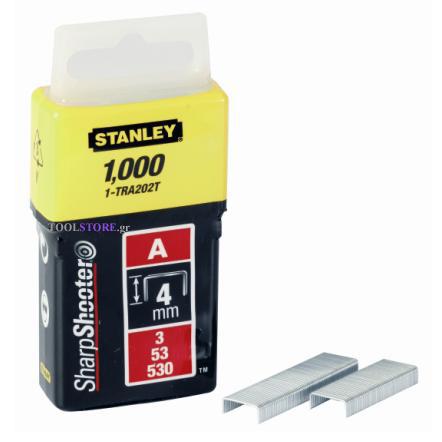 καρφωτικο STANLEY 6-TR150L,διχαλα  6mm,1000τεμαχια
