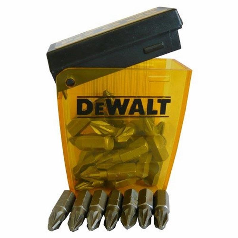 DeWALT DT7909 σετ μυτες 25 τμχ PH2