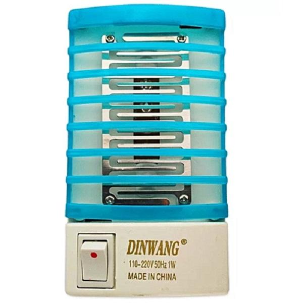 ηλεκτρικό εντομοκτόνο μίνι και λαμπάκι νυχτός, DINWANG DW-777