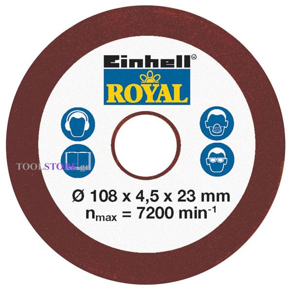 Einhell 4500044 τροχιστης αλυσιδας 85W ανταλλακτικος δισκος 3.2 mm