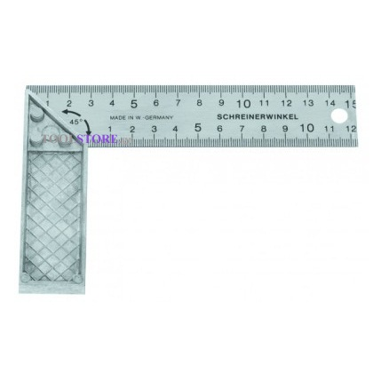 LUCKHAUS γωνια μαραγκων αλουμινιου 35cm