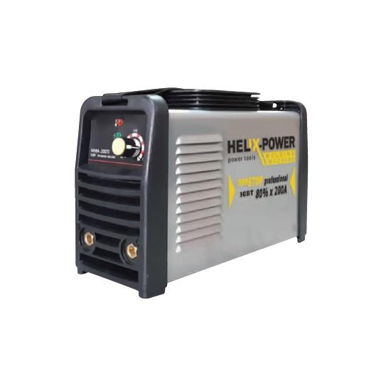 ηλεκτροκολληση Inverter HELIX  180A επαγγελματικη