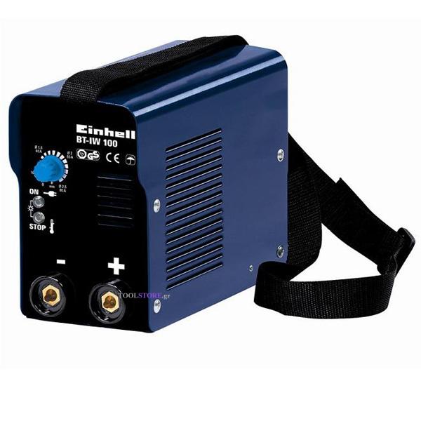 Einhell 1544111 ηλεκτροκολληση  Inverter 80A BT-IW 100