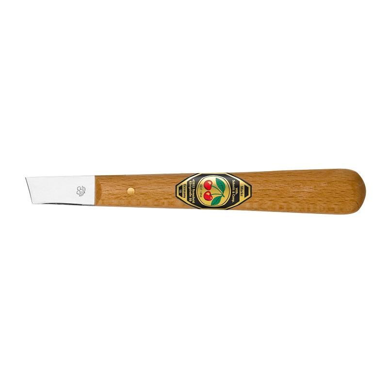 KIRSCHEN 3354 μαχαίρι ξυλογλυπτικής ευθεία λάμα λοξή κοψη