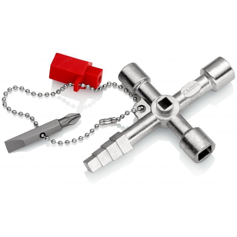 KNIPEX 001104 κλειδι συντηρητων για τις κλασσικες υποδοχες