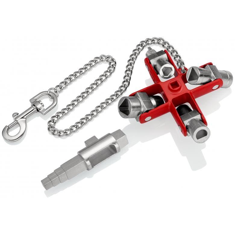 "KNIPEX 001106V01 κλειδί Κλειδί γενικής χρήσης ""Οικοδομή"""