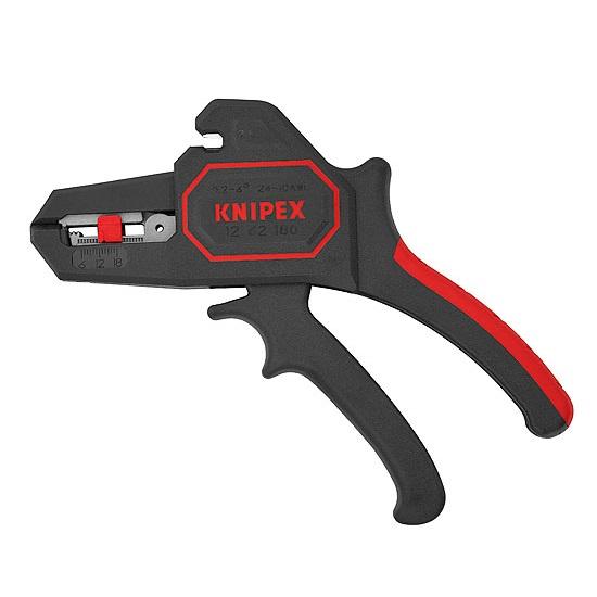 KNIPEX 1262180 απογυμνωτης καλωδιων αυτοματος