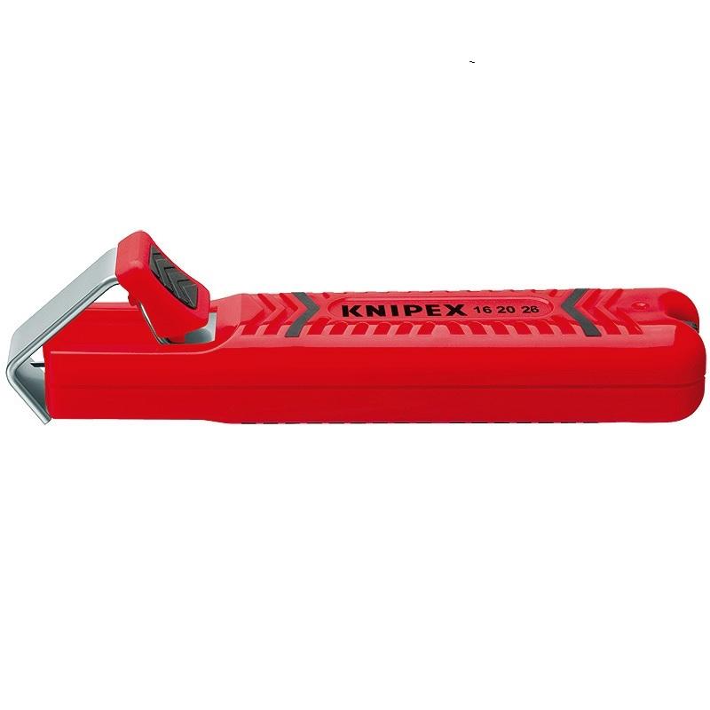 KNIPEX 162028SB απογυμνωτης καλωδιων Ø 8-28mm