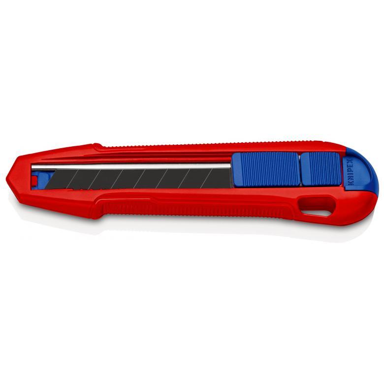 KNIPEX 9010165BK CutiX κόφτης με λάμα 18mm
