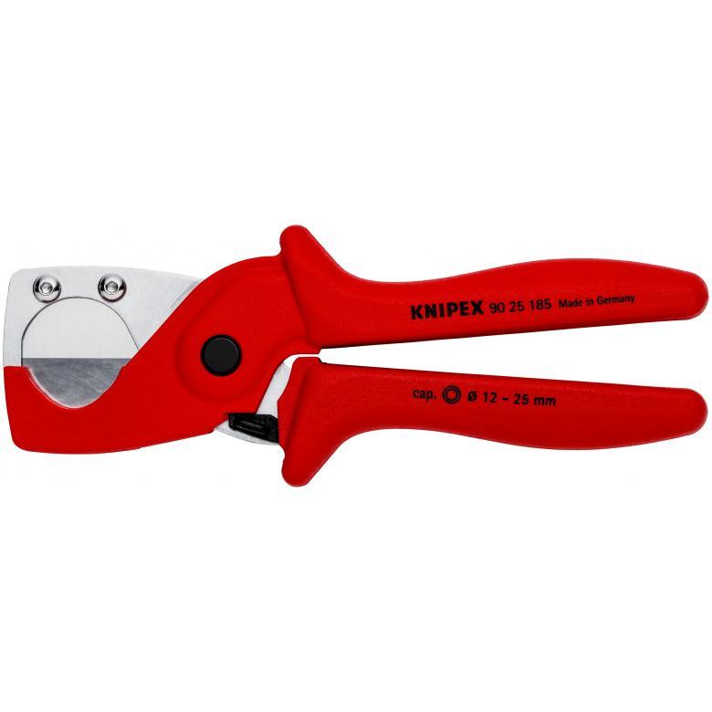 KNIPEX 9025185 Κόφτης σωλήνων για συνθετικούς πλαστικούς σωλήνες 12-25mm