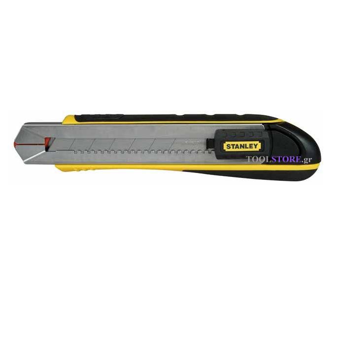 STANLEY 0-10-486 κοφτης με φαρδυα λαμα 25mm και μεταλ. οδηγο