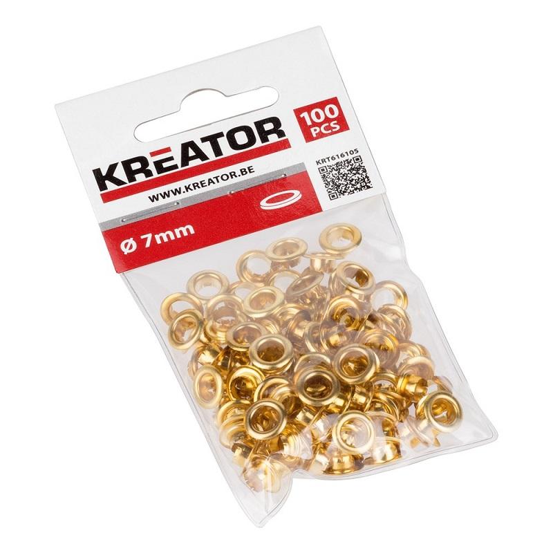 ποντουζια Varo KRT616105 100 τμχ 7mm
