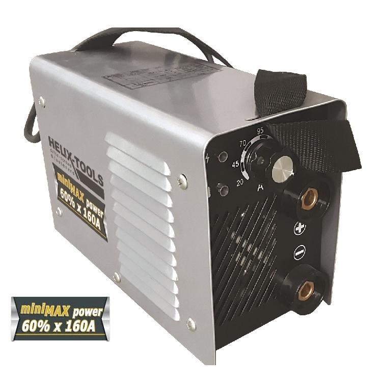 ηλεκτροκολληση Inverter MMA mini 160A επαγγελματικη