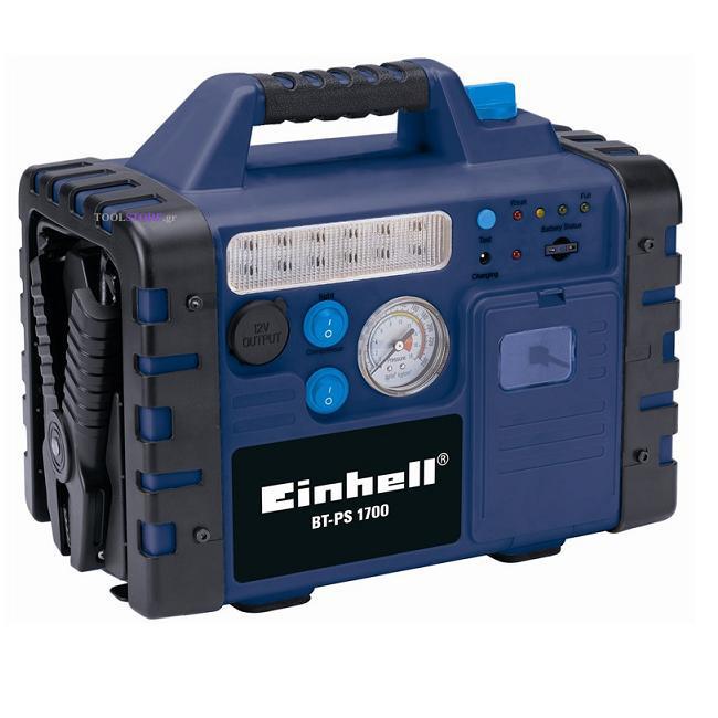 Einhell 1091230 μοναδα παροχης ενεργειας 1000mA BT-PS 1700