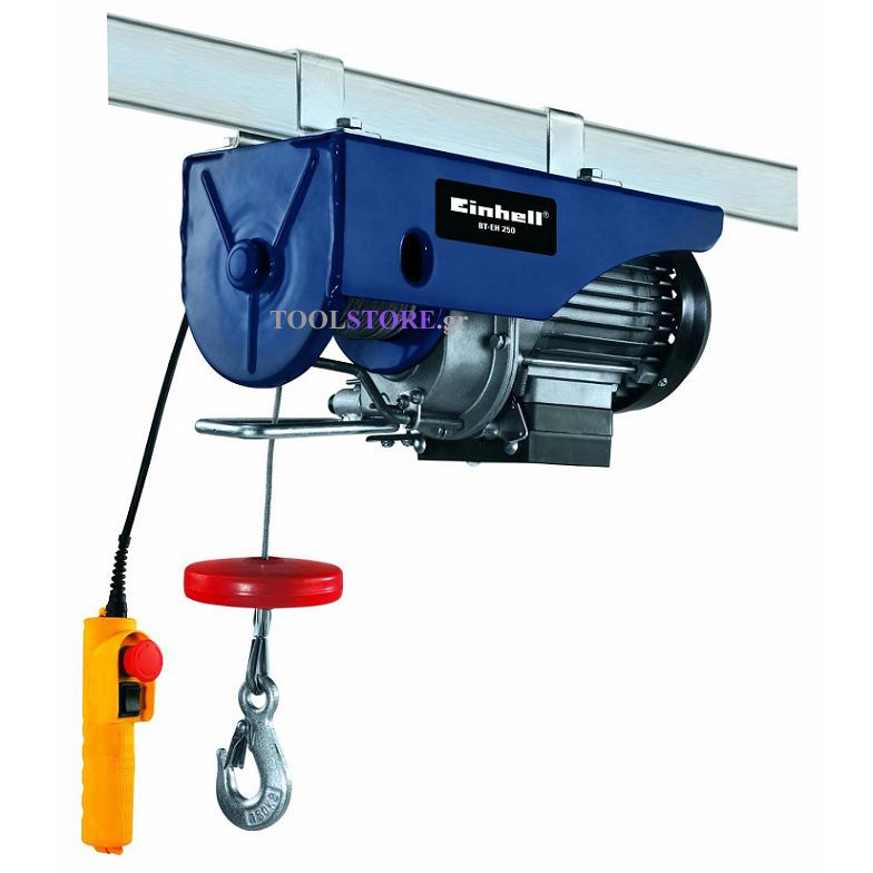 Einhell 2255117 παλαγκο ηλεκτρικο 500W BT-EH 250