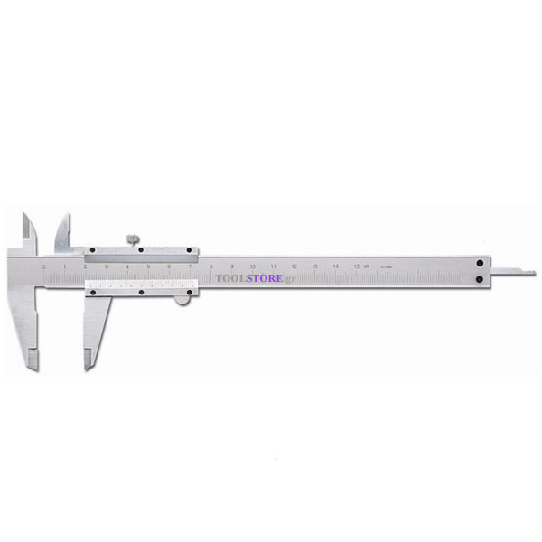 παχυμετρο μεταλλικο 150mm σε κασετινα TAIWAN