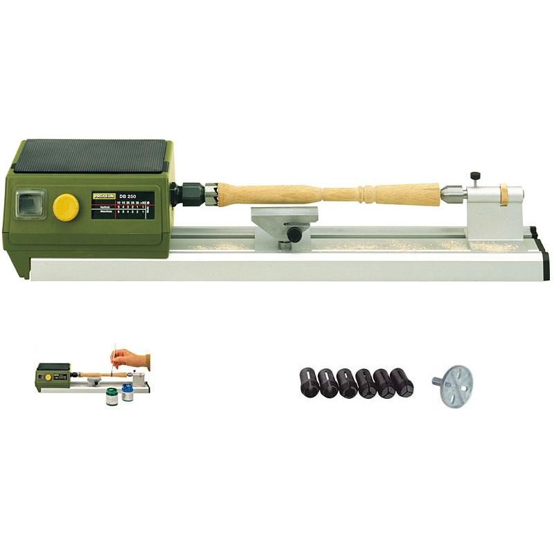 PROXXON 27020 τορνος ξυλου μικρος DB 250