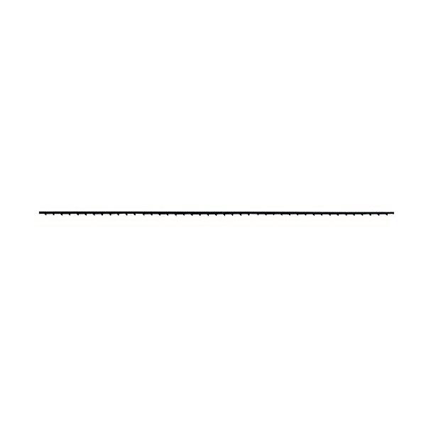 PROXXON 28182 λάμα εξαιρετικά στενή, πλάτους 1.3mm