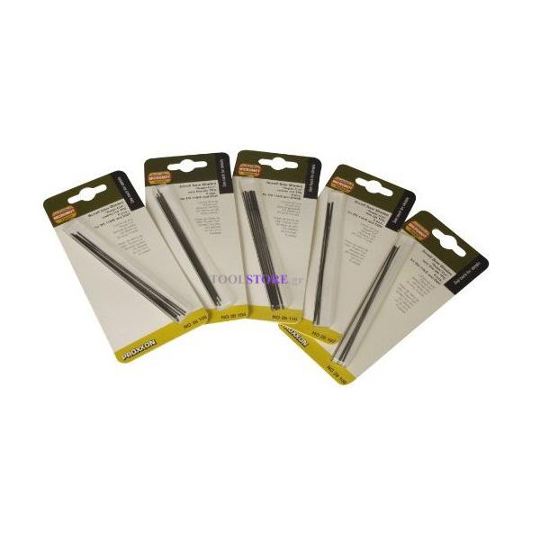 PROXXON 28112 λαμες 36 TIP για DS 230/E DSH και DS 460 12 τμχ