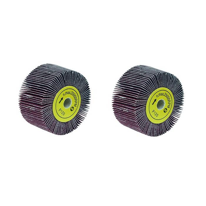 PROXXON 28562 Κύλινδρος λείανσης για WAS/E και WAS/A, K120 50X30mm, 2 τεμάχια