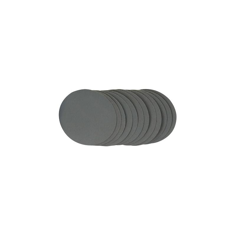 PROXXON 28667, γυαλοχαρτα σετ 12 τεμαχια, K400, 50mm