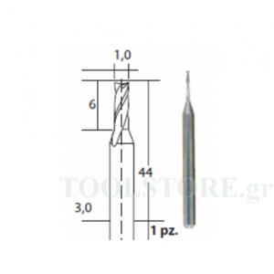 PROXXON 28758 φρεζα καρβιδιου-βολφραμιου 1 mm