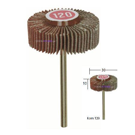 PROXXON 28985 κυλινδρος με λαμες κορουνδιου 30X10mm