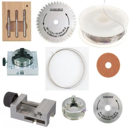 Μικροεργαλεία Επιτραπέζια Εξαρτήματα