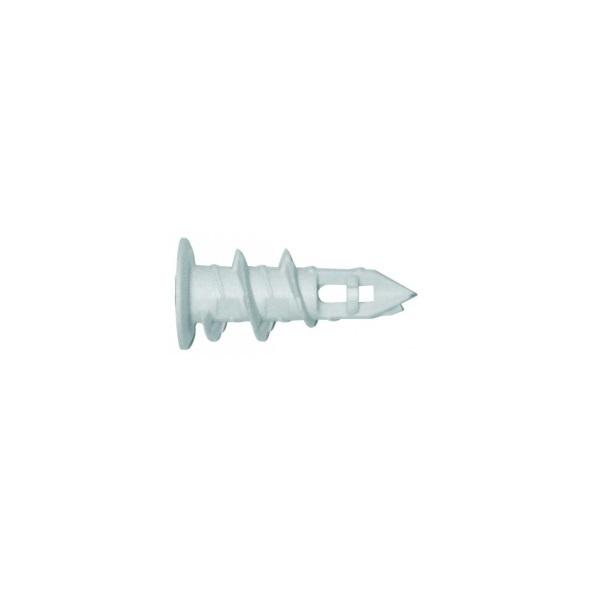 βυσματα γυψοσανιδας nylon Sapiselco 100 τεμαχ. 12.3Χ29mm made in Italy