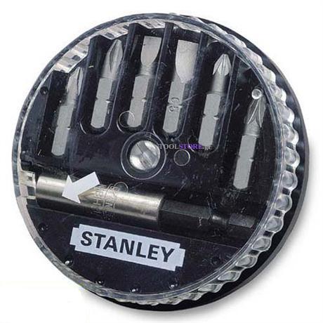 STANLEY 1-68-737 σετ μυτες 7 τμχ ισιες , Ph , Pz