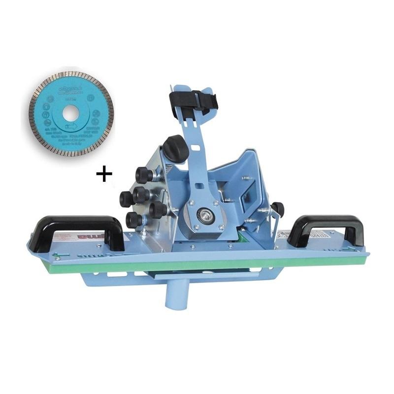 sigma 37A2D, JOLLY EDGE, εργαλείο δημιουργίας φάλτσου σε πλάκες, πλακίδια, πάχους 5-20mm