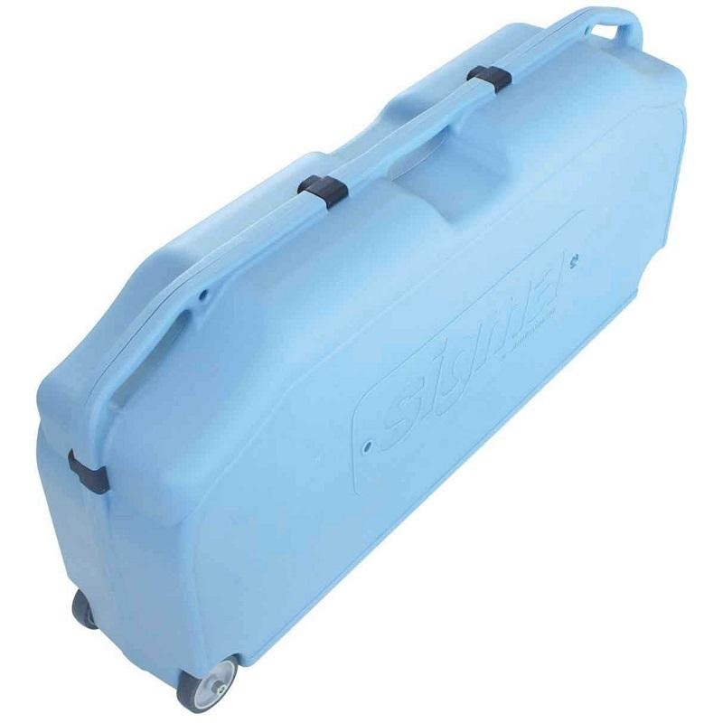 sigma 43, βαλίτσα με ρόδες για όλους τους κόφτες sigma έως 77 cm, made in Italy