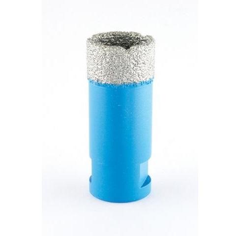 sigma 5025 ποτηροτρυπανο διαμαντιου 25mm για πλακακι, γρανιτη, μαρμαρο