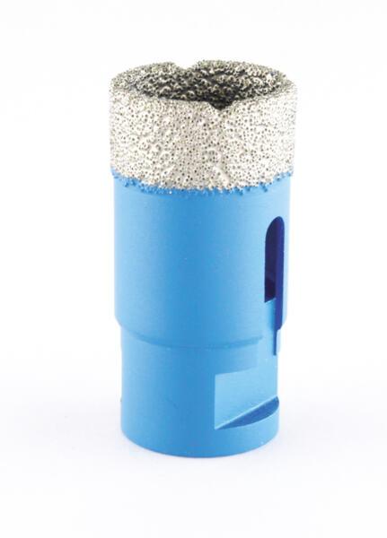 sigma 53030 ποτηροτρυπανο διαμαντιου 30mm για πλακακι, γρανιτη, μαρμαρο