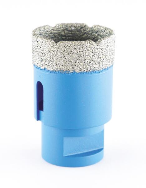 sigma 5040 ποτηροτρυπανο διαμαντιου 40mm για πλακακι, γρανιτη, μαρμαρο