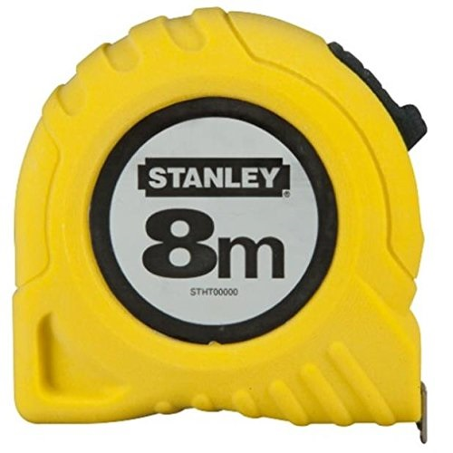 STANLEY 1-30-457 μετρο τσεπης 8mX25mm